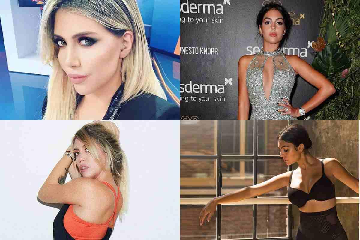 Wanda Nara e Georgina Rodriguez, le nuove regine di Instagram: quanti likes hanno le loro foto