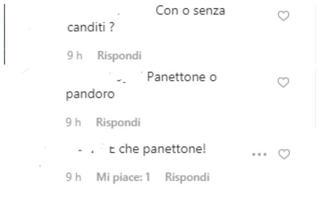 Francesca Ferragni commenti