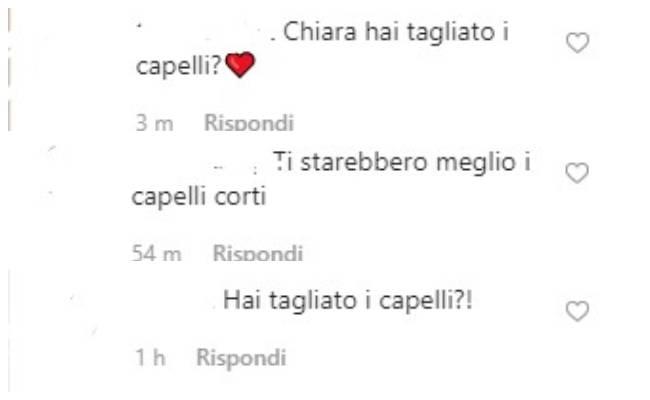 Chiara Biasi commenti