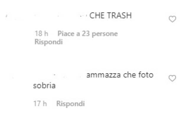Francesco Sole Giulia commenti