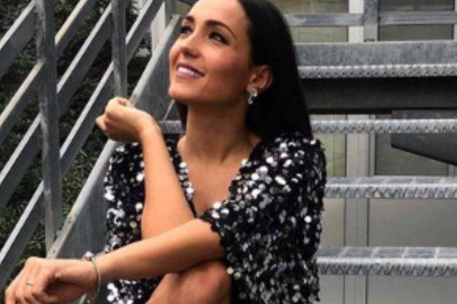 Caterina Balivo copertina
