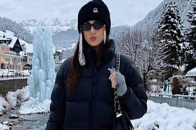 Cecilia Rodriguez | vacanze da incubo