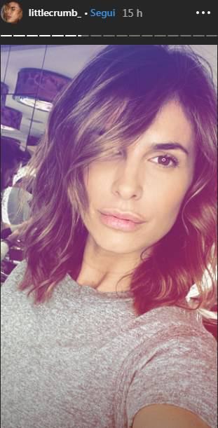 Elisabetta Canalis cambia look