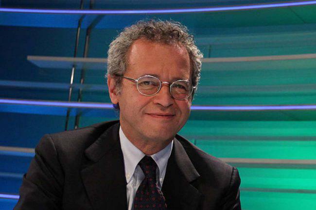 Enrico Mentana Verissimo