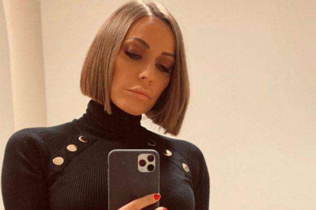 Karina Cascella maglione