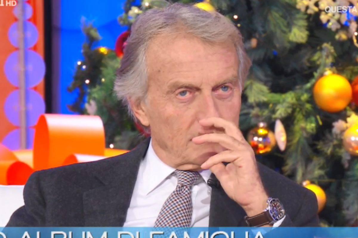 Luca Cordero di Montezemolo, Caterina Balivo lo 'bacchetta' a Vieni ...