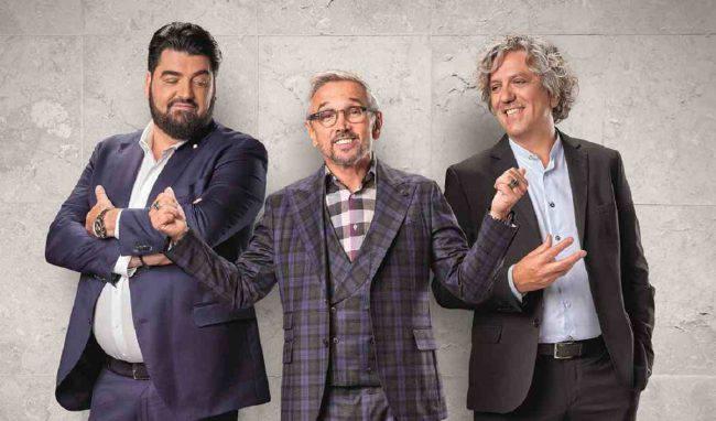 MasterChef - Antonino Cannavacciuolo, Bruno Barbieri, Giorgio Locatelli (1)