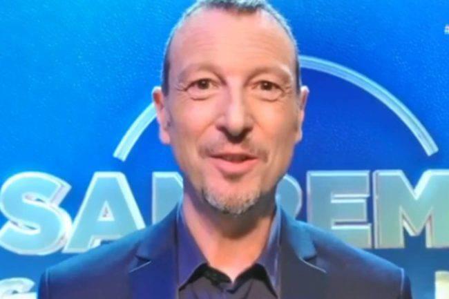 Sanremo 2020 co-conduttrice