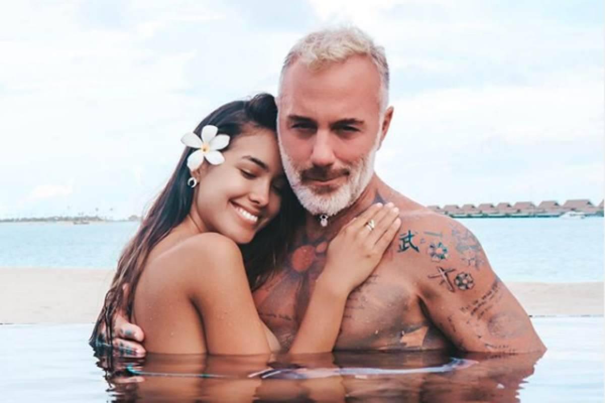 Chi è Sharon Fonseca, la bellissima compagna di Gianluca Vacchi: carriera della modella e qualche curiosità sulla coppia