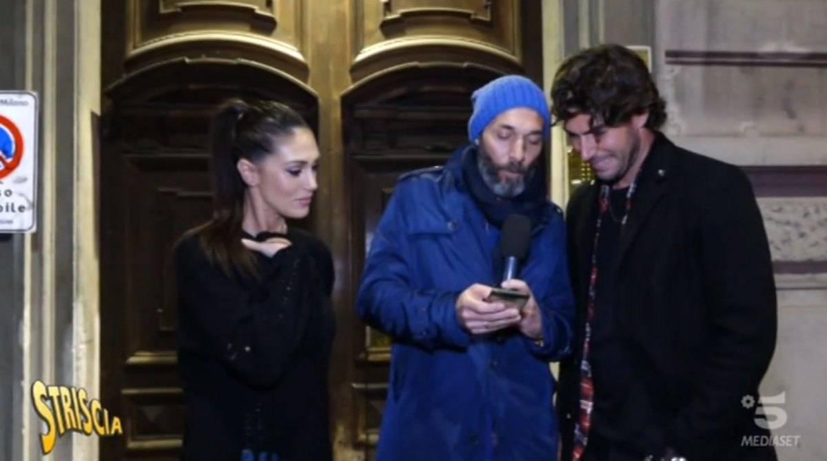 Striscia la Notizia sgrida Cecilia Rodriguez e Ignazio ...