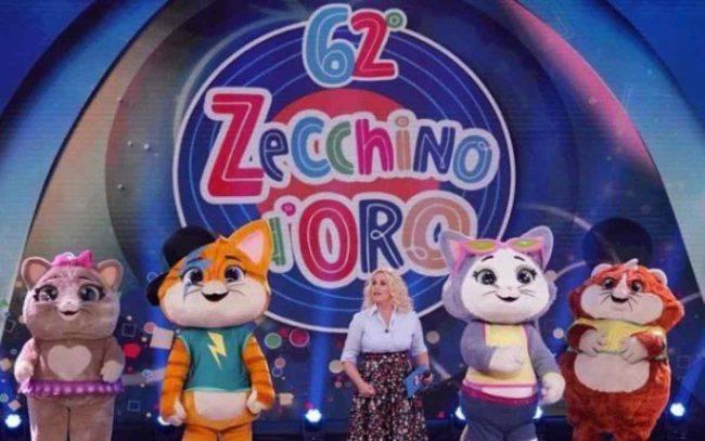 Antonella Clerici Zecchino D'Oro