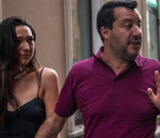 Matteo Salvini Verdini nozze
