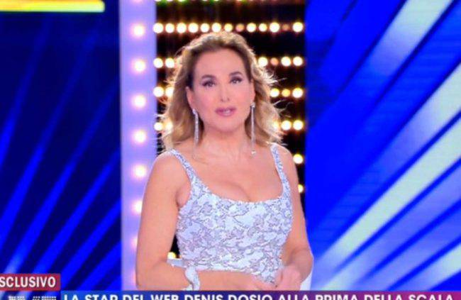Live retroscena scherzo Chiara Biasi