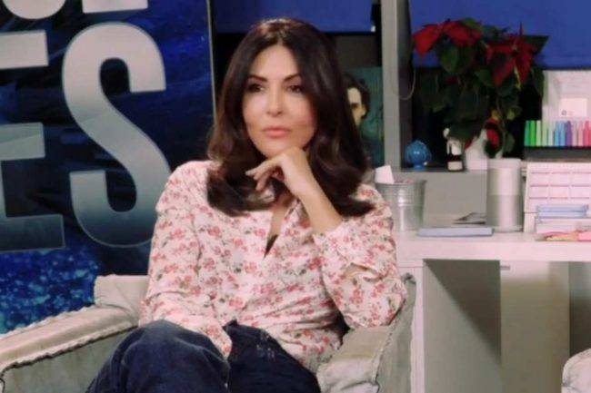 Sabrina Ferilli De Filippi