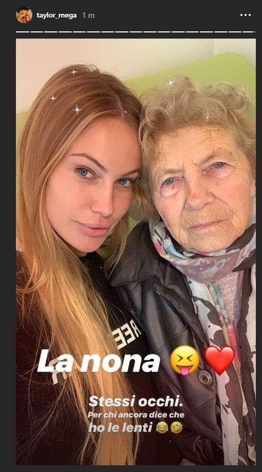 Taylor mega nonna