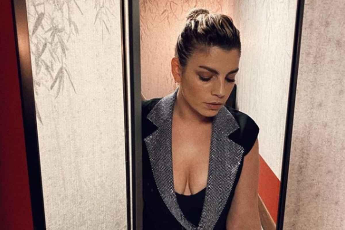 Gigi D'Alessio ed Emma Marrone da brividi a '20 anni che siamo Italiani': il duetto sulle note di 'Cu'mme'