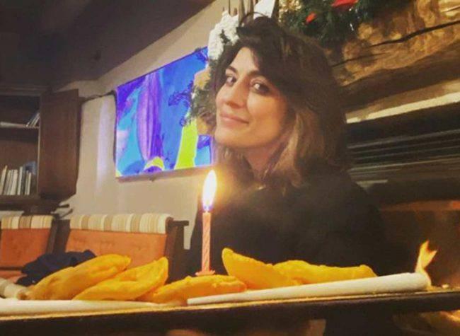 Elisa Isoardi 'vergognati'