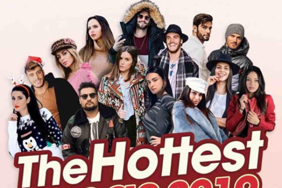 The Hottest Xmas 2019: cast, mete e quando andrà in onda