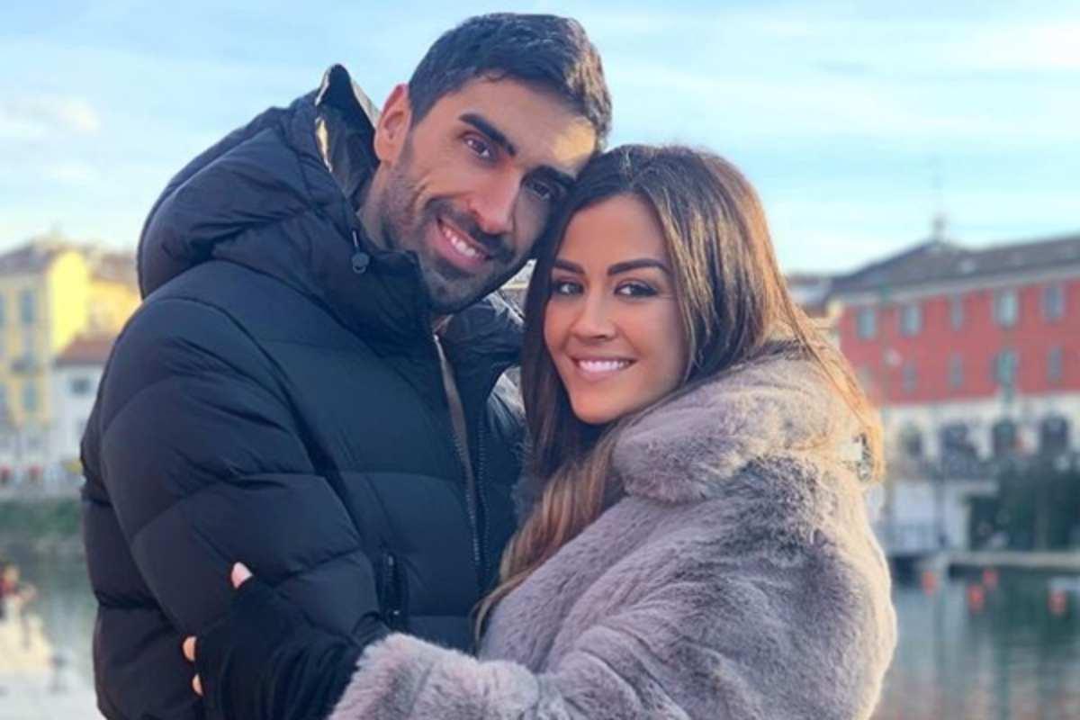 Palmas e Magnini presto sposi, prove di luna di miele a Dubai