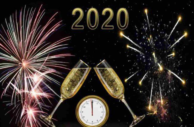 Capodanno 2020 eventi