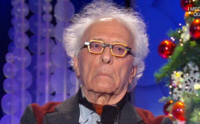 Alba Parietti contro Giampiero Mughini, lite in diretta