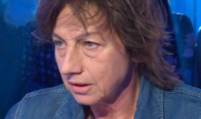 Gianna Nannini incidente