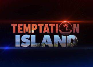 temptation island scontro social