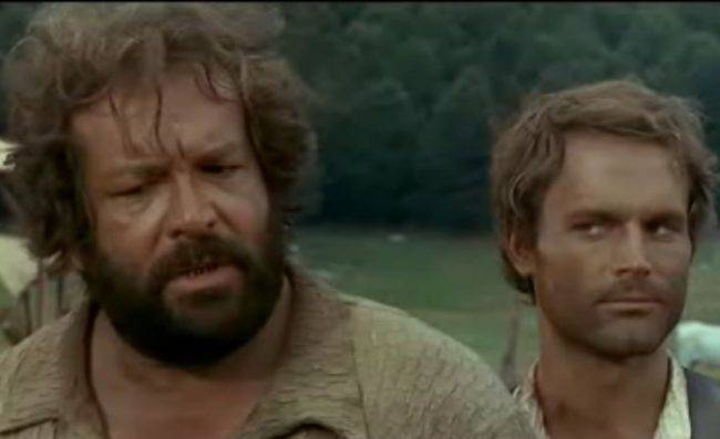 terence hill bud spencer coincidenza