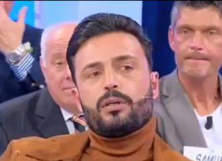 Uomini e Donne over Armando