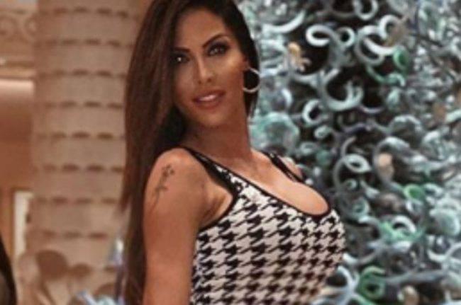 Guendalina Tavassi in costume