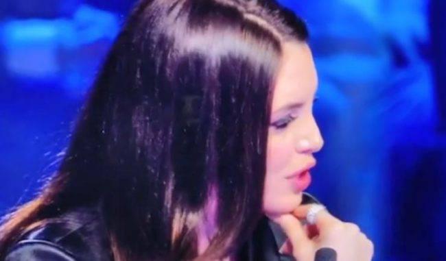 Il Cantante Mascherato Ilenia Pastorelli