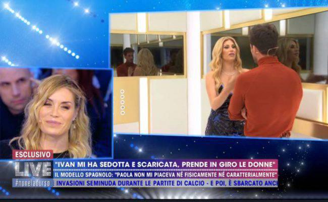 Live Paola Ivan