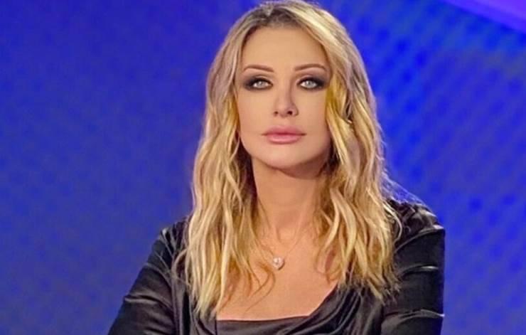Paola Ferrari Sanremo