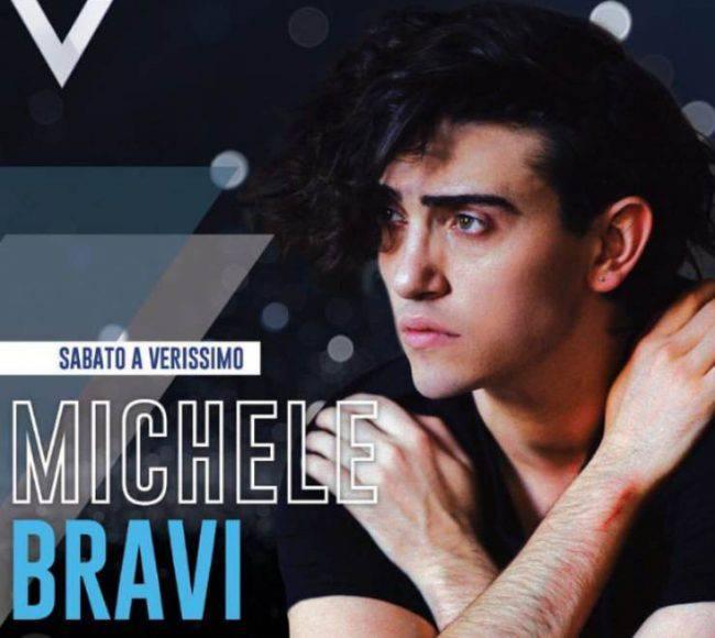 Michele Bravi a Verissimo: