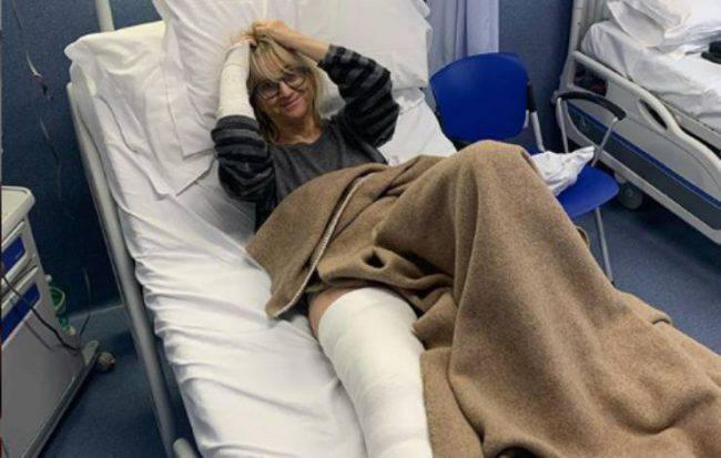 Luciana Littizzetto retroscena incidente