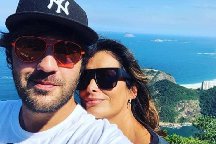 Chi è Luca Zocchi il marito di Fernanda Lessa: età e carriera