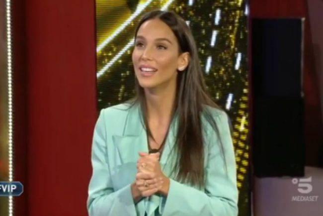 Paola Di benedetto GF Vip