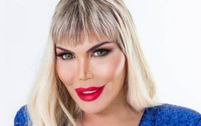 Rodrigo Alves diventa Barbie: