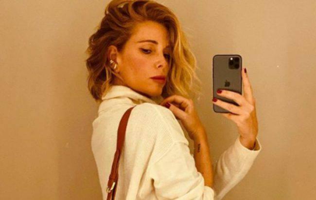Alessia Marcuzzi motivo addio