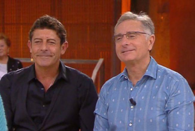 Paolo Bonolis e Luca