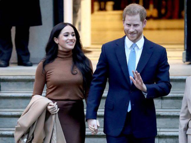 Harry e Meghan non possono usare il marchio Sussex Royal