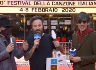 Sanremo 2020 Morgan