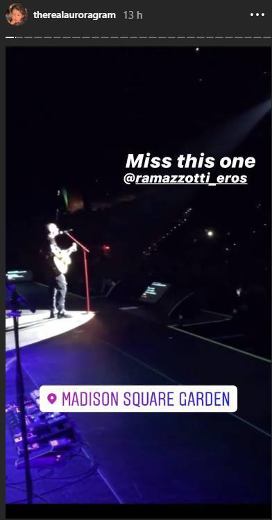 Aurora Ramazzotti storie Instagram