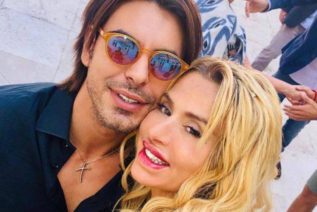 Valeria Marini, il fidanzato finisce al pronto soccorso: il motivo è incredibile