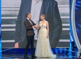 Sanremo 2020, il ricordo commovente di Fabrizio Frizzi