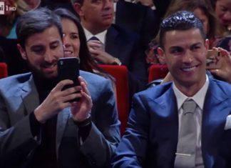 Sanremo 2020, chi era l'uomo seduto accanto a Cristiano Ronaldo nella terza serata del Festival? Scopriamo insieme il suo nome e cosa lo lega al calciatore