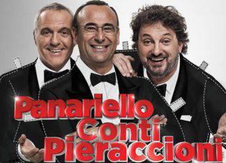 Panariello Conti Pieraccioni, anticipazioni 14 febbraio: cast e trama
