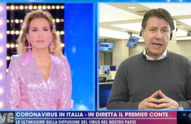 Coronavirus / Serie A, il premier Conte: