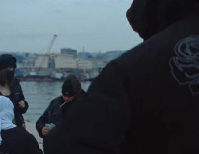 Liberato e Del Naja dei Massive Attack, colonna sonora di Ultras