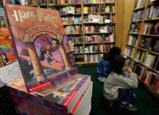Harry Potter libri